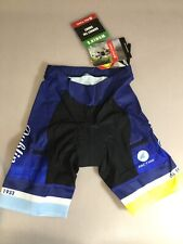 Pactimo Womens Size Small S Summit Tri Triathlon Shorts (6910-34)