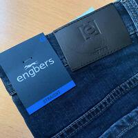 Engbers Jeans Hose Herrenjeans in tiefblau Herren Pants 27550 Gr. 48 = W32/L34