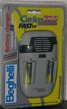 Beghelli 8856P Carica500 FAST15 Batterieladegerät Schnelllader für Batterien NEU