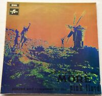 Pink Floyd MORE Soundtrack Columbia SCX 6346 First Press 1G/2G Nr Mint First Edn