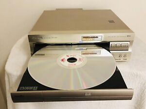 240V Pioneer DVL-909 Auto reverse NTSC Laser Disc Laserdisc LD Player Deck