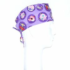 Pokemon Balls Theme Scrub Hat Rare