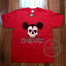 Vintage DEATH CULT 80s Tour T SHIRT  concert tee REPRINT