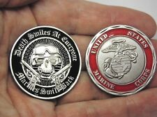 US Marine Corp Challenge Coin Collectible Challenge Coin