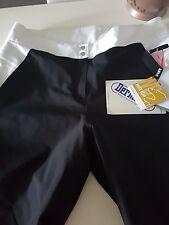 Nouveau Débardeur vist Kina 2 Pantalon de ski noir et blanc taille XL
