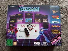Super Retrocade Retro-bit Plug & Play Retro Console with 1000's of Games