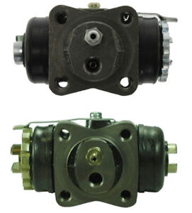 2 Drum Brake Wheel Cylinders Front L & R For TOYOTA Land Cruiser 1972-75