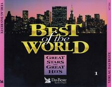 Best of the World-Great Stars Great Hits/5 CD-set-top-stato