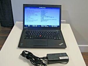 Lenovo Thinkpad T440 4th Gen I5 8gb No Hard drive
