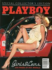PLAYBOY's Special Collector Edition Girls and Cars February 2014