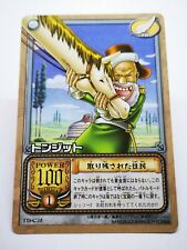 One Piece From TV animation bandai carddass carte card Made in Korea TD-C28