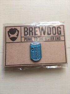 Brewdog Punk IPA - Pin Badge Brand  New