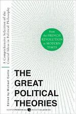 Great Political Theories V.2: A Comprehensive Selection Of The Crucial Ideas ...