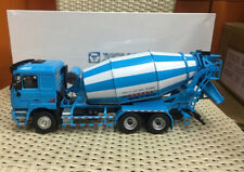 XCMG MAN Schwing Concrete Mixer Truck Construction Machinery 1/35 Scale Model