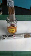 "25 Genuine Wild Berry 11"" Lavender incense sticks sealed in plastic wrapper."
