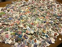South Africa Stamps vintage to modern 1000+ Off paper picked at random REDUCED
