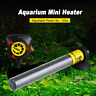 20-100W Mini Aquarium Fish Tank Submersible Water Heater Adjustable  AU H