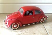 Solido Coccinelle 1949 VW Beetle 1:17 Scale Die Cast Model - Made In France