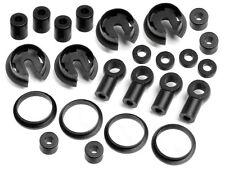 hpi 100318 Teile Kunststoffe Stoßdämpfer/shock parts set HPI RACING