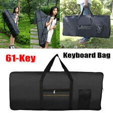 Universal 61 key Keyboard Bag Waterproof Lightweight Electronic Piano Cover Case