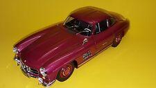 1/18 MINICHAMPS 1954 MERCEDES BENZ 300 SL RED pd