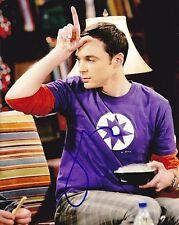 Big Bang Theory Jim Parsons Autographed 8x10 Photo (Reproduction)