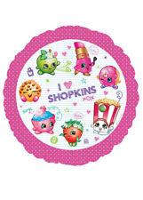 Shopkins Childrens Party Helium Balloon