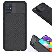 Camera Slide Cover Phone Case Shell for Samsung Galaxy S20 /S20 Plus / S20 Ultra