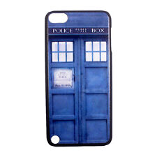 Tardis Doctor Dr Who Police Box Hard Case Cover for Apple iPod Touch 5 5th gen