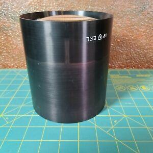 "Rare AO 18"" E.F.L. American Optical Lens 5 1/4""x6"" Refractory 1960's projector"