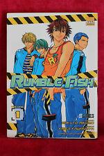 Rumble Fish, Tome 1 - Eriya - Kanji Kawashita, Gakuto Mikumo