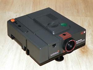 Diaprojektor CARENA Autofocus 5000 mit Reflecta Agomar 2,8/90mm. MC made Germany