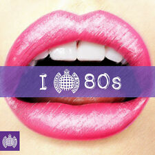 I Love 80s (ministry of Sound) 3 CD Set Various Artists -released August 31 2018