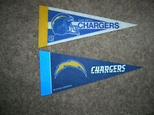 San Diego Chargers mini pennant lot