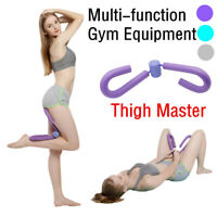Thigh Master Leg Muscle Fitness Workout Exercise Multi-function Gym Equipment US