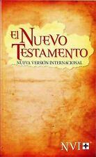 NVI Spanish New Testament - El Nuevo Testamento: Low Cost Outreach Edi-ExLibrary