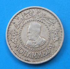 Maroc Morocco 500 francs argent 1956 ah 1376 Y.54