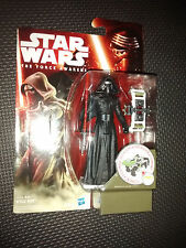 "Star Wars The Force Awakens KYLO REN Collectable Figure 3.75"" Tall Brand New"