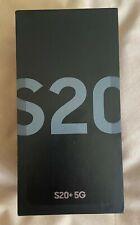 Samsung Galaxy S20+ 5G SM-G986B/DS - 128GB - Cosmic Black (Libre) (SIM doble).