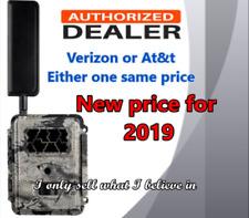 2019 HCO Spartan cellular AT&T OR VERIZON 4G BLACK FLASH CELLULAR TRAIL CAMERA