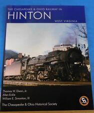 Chesapeake & 0hio Railway In Hinton West Virginia Dixon Eckle Simonton Soft Cove