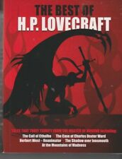 H.P. Lovecraft The Best of: Tales that Truly Terrify. Used paperback