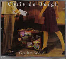 Chris de Burgh- Guilty Secret Promo cd single