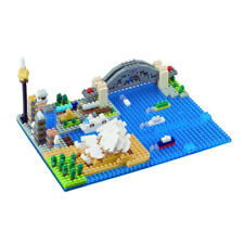 nanoblock - Sydney Harbour Scene - nano blocks micro-size blocks (NBM-020)