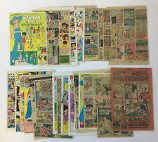 LOT of 35 1970s KENNER Toy Ads + Catalog ~ Bionic Woman, Snoopy, Star Wars, more