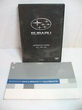 2006 2007 Subaru Tribeca Outback Legacy GT Limited Navigation DVD WEST EAST MapS