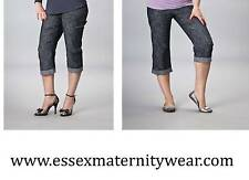 Unbranded Capri, Cropped Maternity Trousers