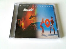 "NEW ORDER ""REPUBLIC"" CD 11 TRACKS COMO NUEVO"