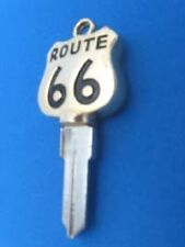 ROUTE 66 KEY BLANK FOR HARLEY DAVIDSON SPORTSTER 94+ #17234