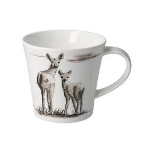 """Goebel Coffee-/Tea Mug Peter Schnellhardt - """"Gemeinsam Unterwegs"""" Tasse"""